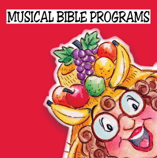 Scripture Lady's Bible Song Programs