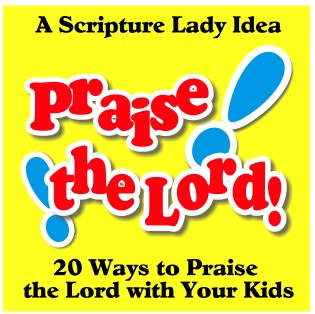 Praise the Lord for His Goodness – Thoughts About Psalm 107:8 for Kids