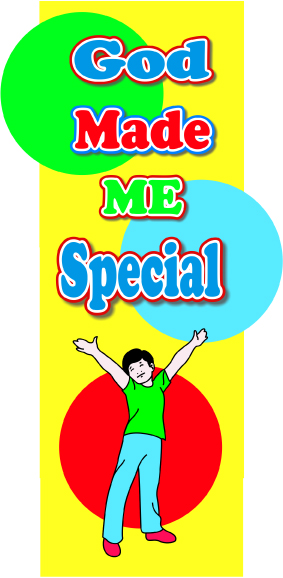 Scripture Lady's Bible Song Program: God Made Me Special