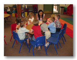 Scripture Lady's Elementary Teacher Training Workshops