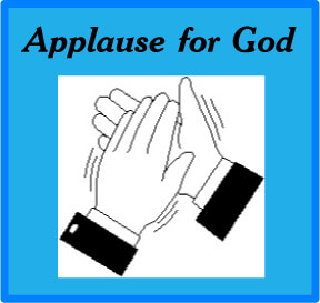 Fun Bible Object Lessons for Kids - Applause for God
