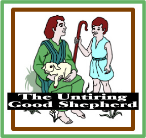 Bible Object Lessons for Kids - The Untiring Good Shepherd