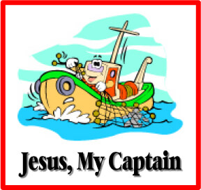 Bible Object Lessons for Kids - Jesus, My Captain
