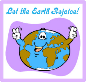 Bible Object Lessons for Kids - Let the Earth Rejoice