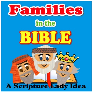 Families in the Bible for Preschoolers – A Scripture Lady Live Performance