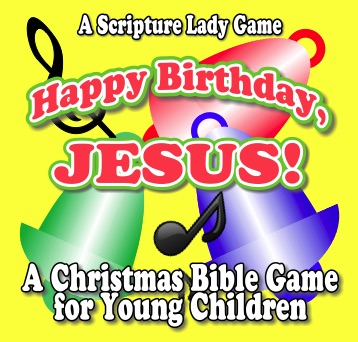 Happy Birthday, Jesus Bible Activity for Christmas by The Scripture Lady