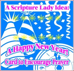 here is a happy new year card for childrens church or family time that they can give to special people in their lives this holiday season