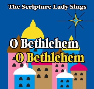 O Bethlehem Bible Song with the Bible Story Suitcase