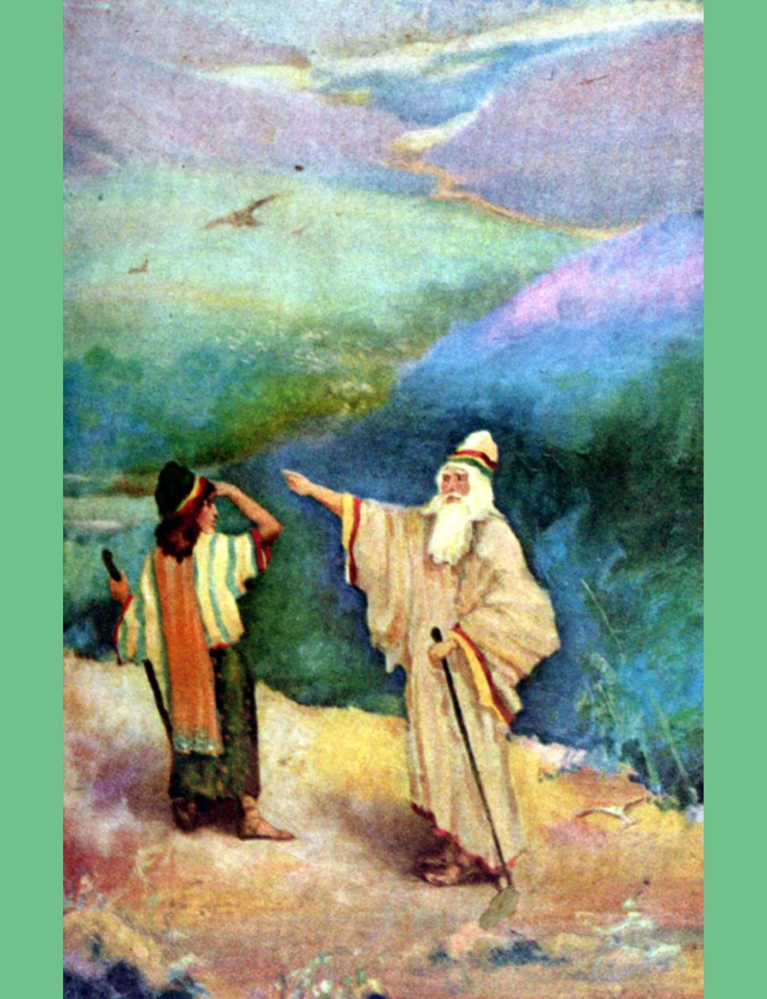 Bible Story Pictures for the Story of when Abraham and Lot ...