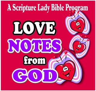 Love Notes from God Bible Program for Preschoolers