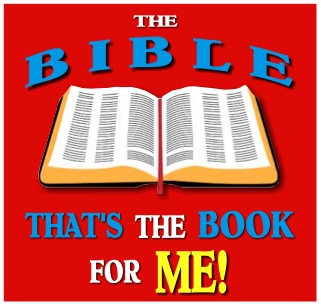 The BIBLE, That's the Book for Me: Week Five Bible Video Lessons