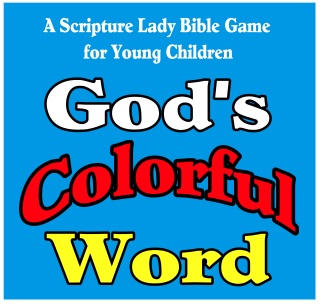God's Colorful Word: An Interactive Bible Game for Young Children