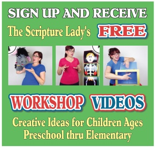 Free Online Video Workshops from the Scripture Lady