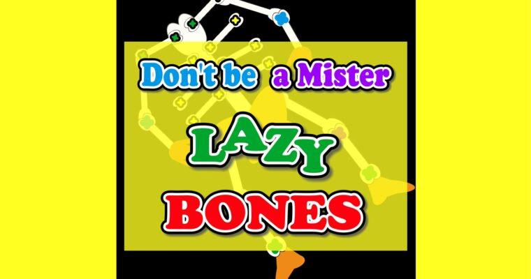 Sign Up for a FREE LIVE Streaming Preschool Bible Program: Don't Be a Mister Lazy Bones