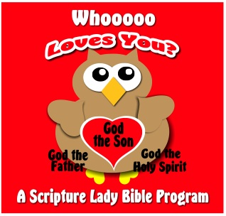Who Loves You: FREE Zoom Bible Programs with The Scripture Lady